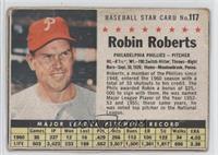 Robin Roberts (Hand Cut) [GoodtoVG‑EX]
