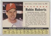 Robin Roberts (Perforated)