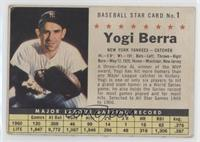 Yogi Berra (Perforated)