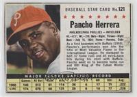 Pancho Herrera (Hand Cut) [Noted]