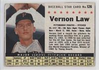 Vern Law (Hand Cut) [PoortoFair]