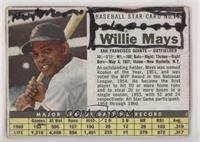 Willie Mays (Hand Cut) [PoortoFair]