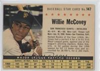 Willie McCovey (Hand Cut) [GOOD]