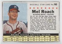 Mel Roach [GoodtoVG‑EX]