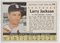 Larry Jackson (Perforated)