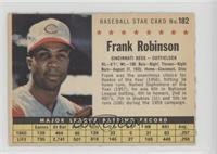 Frank Robinson (Perforated)
