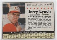 Jerry Lynch (Hand Cut) [GoodtoVG‑EX]