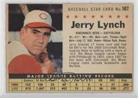 Jerry Lynch (Perforated) [GoodtoVG‑EX]