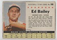 Ed Bailey (Hand Cut) [GoodtoVG‑EX]