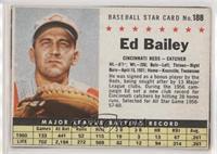 Ed Bailey (Hand Cut) [PoortoFair]