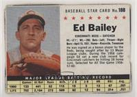 Ed Bailey (Hand Cut) [NonePoortoFair]