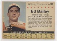 Ed Bailey (Perforated)