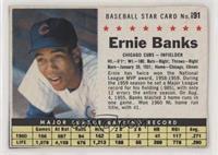 Ernie Banks (Hand Cut)