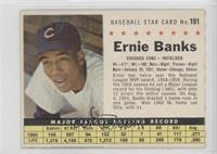 Ernie Banks (Perforated)