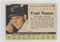 Frank Thomas (Perforated)