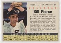 Billy Pierce (Perforated)