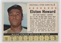 Elston Howard (Perforated)