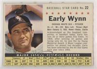 Early Wynn (Perforated)