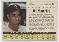 Al Smith (Perforated)