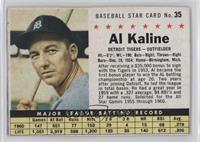 Al Kaline (Hand Cut) [Authentic]