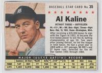 Al Kaline (Hand Cut) [Noted]
