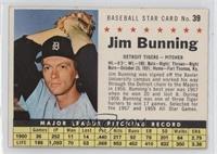 Jim Bunning (Perforated)