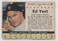 Eddie Yost [PoortoFair]