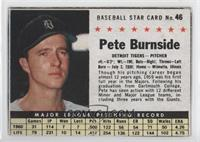 Pete Burnside [PoortoFair]
