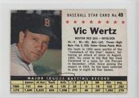 Vic Wertz (Hand Cut) [GoodtoVG‑EX]