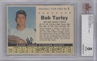Bob Turley (Hand Cut) [BVG8NM‑MT]