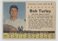 Bob Turley (Perforated)