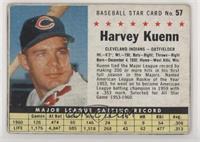 Harvey Kuenn (Hand Cut) [GoodtoVG‑EX]