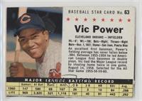Vic Power (Hand Cut) [GoodtoVG‑EX]