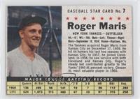 Roger Maris (Hand Cut) [PoortoFair]