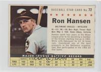 Ron Hansen (Perforated)