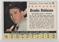 Brooks Robinson (Perforated)