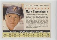 Marv Throneberry (Perforated)