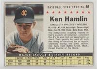 Ken Hamlin (Hand Cut) [PoortoFair]