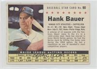Hank Bauer (Perforated)