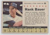 Hank Bauer (Perforated) [NonePoortoFair]