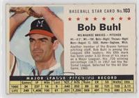 Bob Buhl (Perforated) [GoodtoVG‑EX]