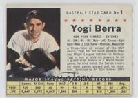 Yogi Berra (Perforated) [Good to VG‑EX]
