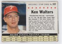 Ken Walters (Hand Cut) [Authentic]