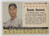 Sam Jones (Perforated)