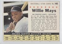 Willie Mays (Perforated) [Good to VG‑EX]
