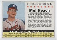 Mel Roach [Authentic]