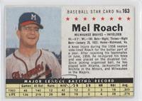 Mel Roach [Authentic]