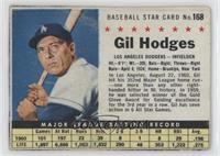 Gil Hodges (Hand Cut) [PoortoFair]