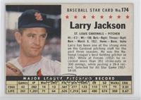 Larry Jackson (Hand Cut) [PoortoFair]