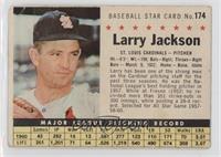Larry Jackson (Hand Cut) [Poor]